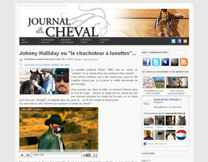 Le journal du cheval