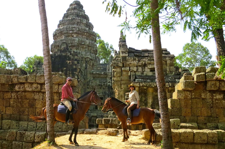 ©Randocheval - Cambodge/Angkor